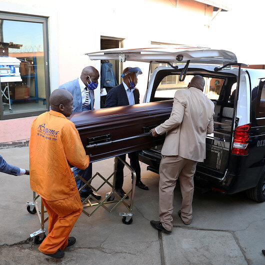 COVID-19 deaths pass 10,000 in South Africa