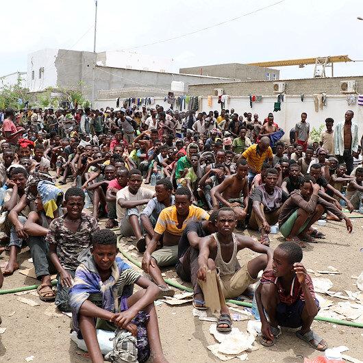 Thousands of irregular migrants stranded in Yemen in Q2