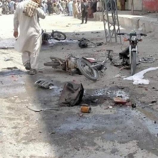 Blast kills five in southwestern Pakistan