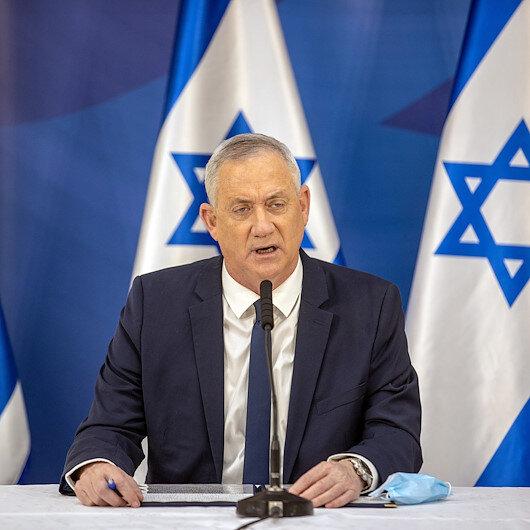 Israel says ready for war with Lebanon: Gantz