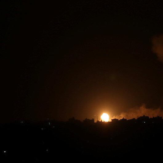 Israel strikes Hamas observation post in Gaza