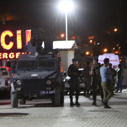 Turkey: Armored vehicle overturns, two police martyred