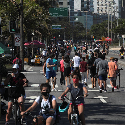 COVID-19 cases, fatalities on rise in Brazil, Mexico