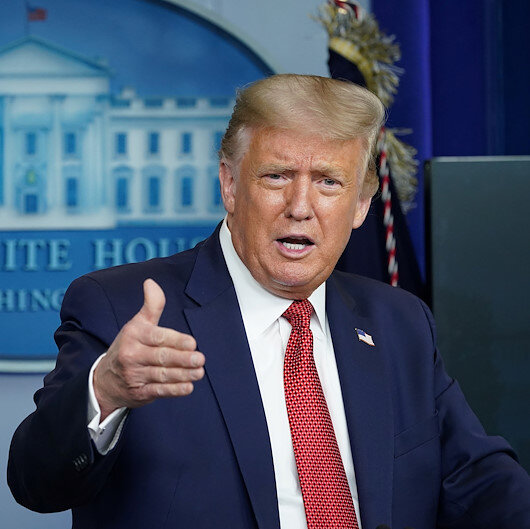 Trump: Former US intel officials 'dirty,' untrustworthy