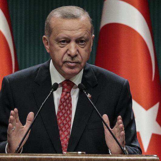 Turkey ready to resolve disagreement in E.Med: Erdoğan