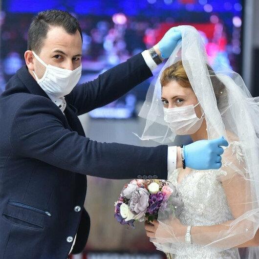 Kayseri'de düğünlere yeni tedbirler: Üç saatle sınırlanacak, riskli kişiler alınmayacak