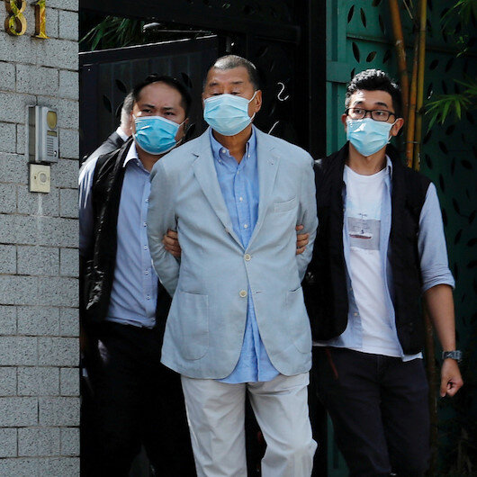 US 'deeply troubled' by Hong Kong businessman's arrest