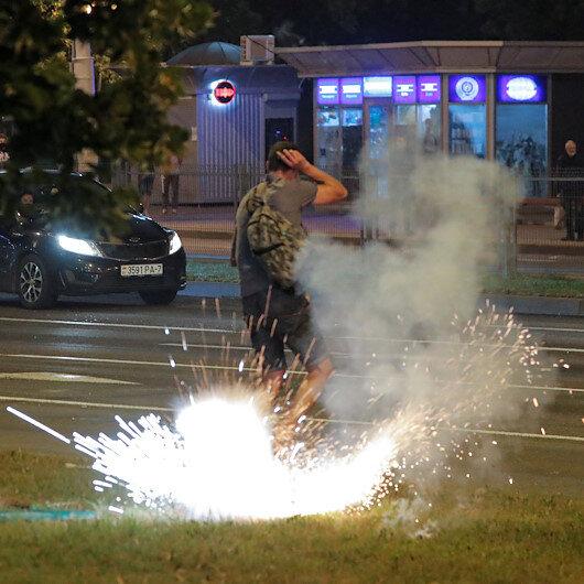 Belarus: One dead after night of violent protests