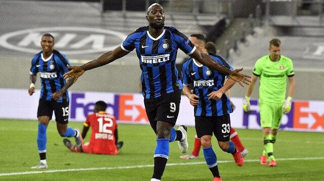 Avrupa Ligi'nde Inter, Bayer Leverkusen karşısında turladı (ÖZET)
