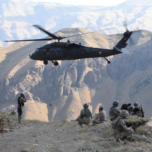 İçişleri Bakanlığı: Hakkari'de 3 terörist etkisiz hale getirildi
