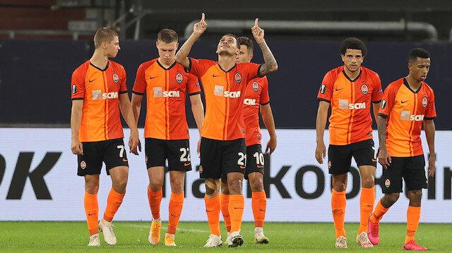 Shakhtar Donetsk<br>yarı finalde (ÖZET)