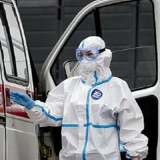 Russia's coronavirus case tally passes 900,000