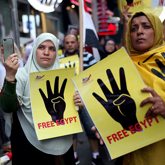 Egypt's Rabaa massacre: Cries for justice unheeded
