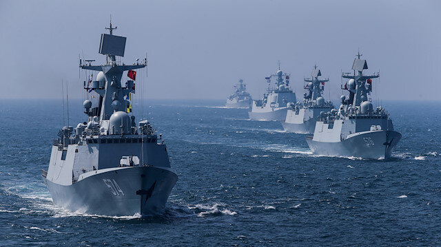China military says recent drills near Taiwan were 'necessary' to safeguard sovereignty