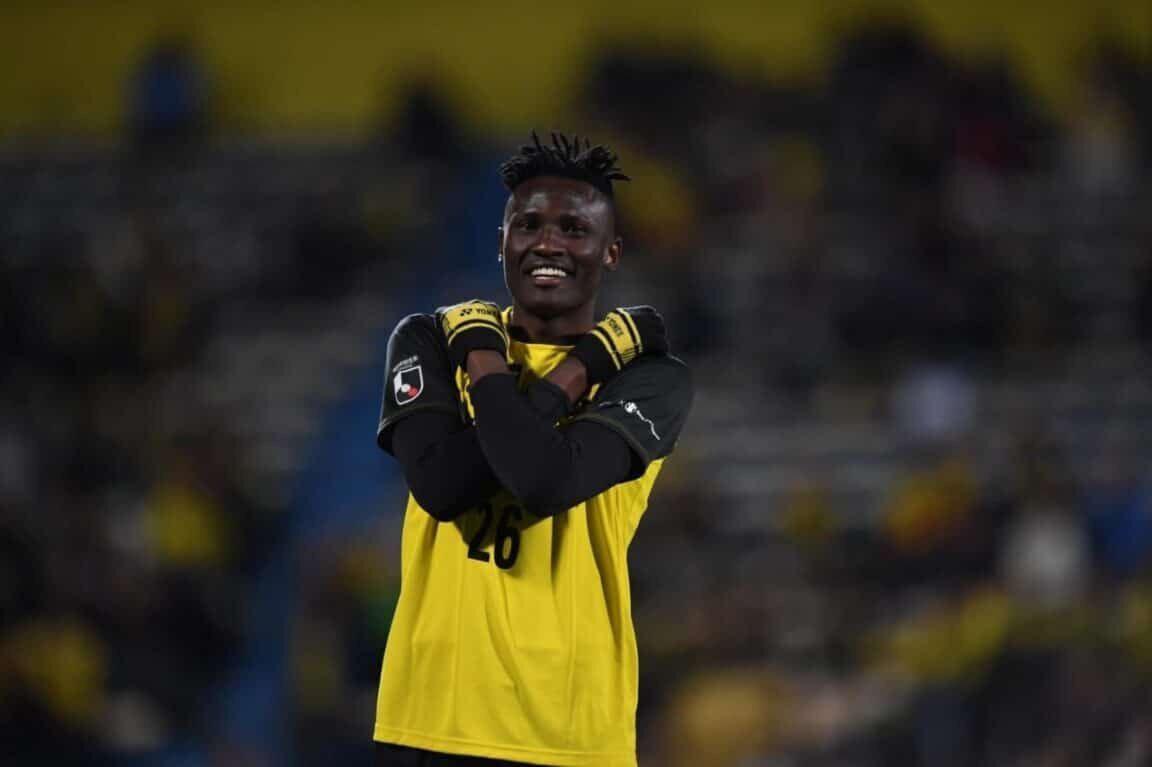 Michael Olunga, 23 kez Kenya forması giydi.