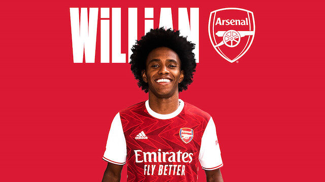 Willian Arsenal'da
