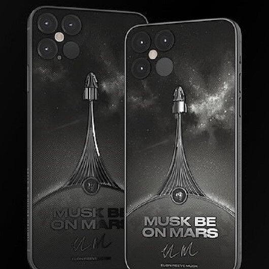 Rus şirket Elon Musk'a özel telefon tasarladı: Değeri 44 binden fazla