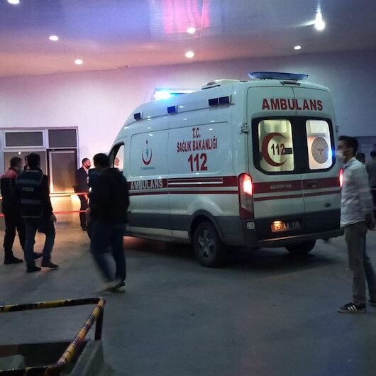 Erzurum'da husumetli iki ailenin silahlı kavgasında 3 kişi öldü, 1 kişi yaralandı