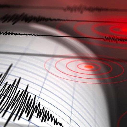 Malatya'da 4 büyüklüğünde deprem meydana geldi
