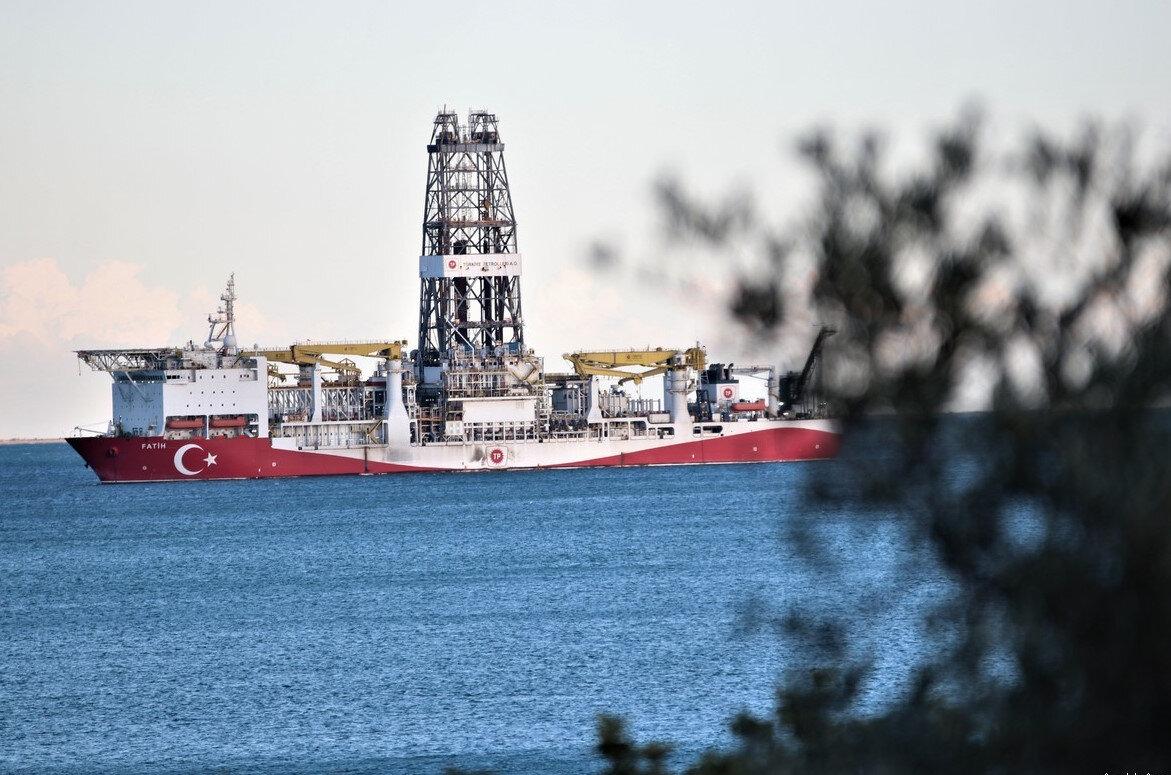 Fatih sondaj gemisi Karadeniz'deki 9'uncu sondajında gaz rezervine ulaştı.