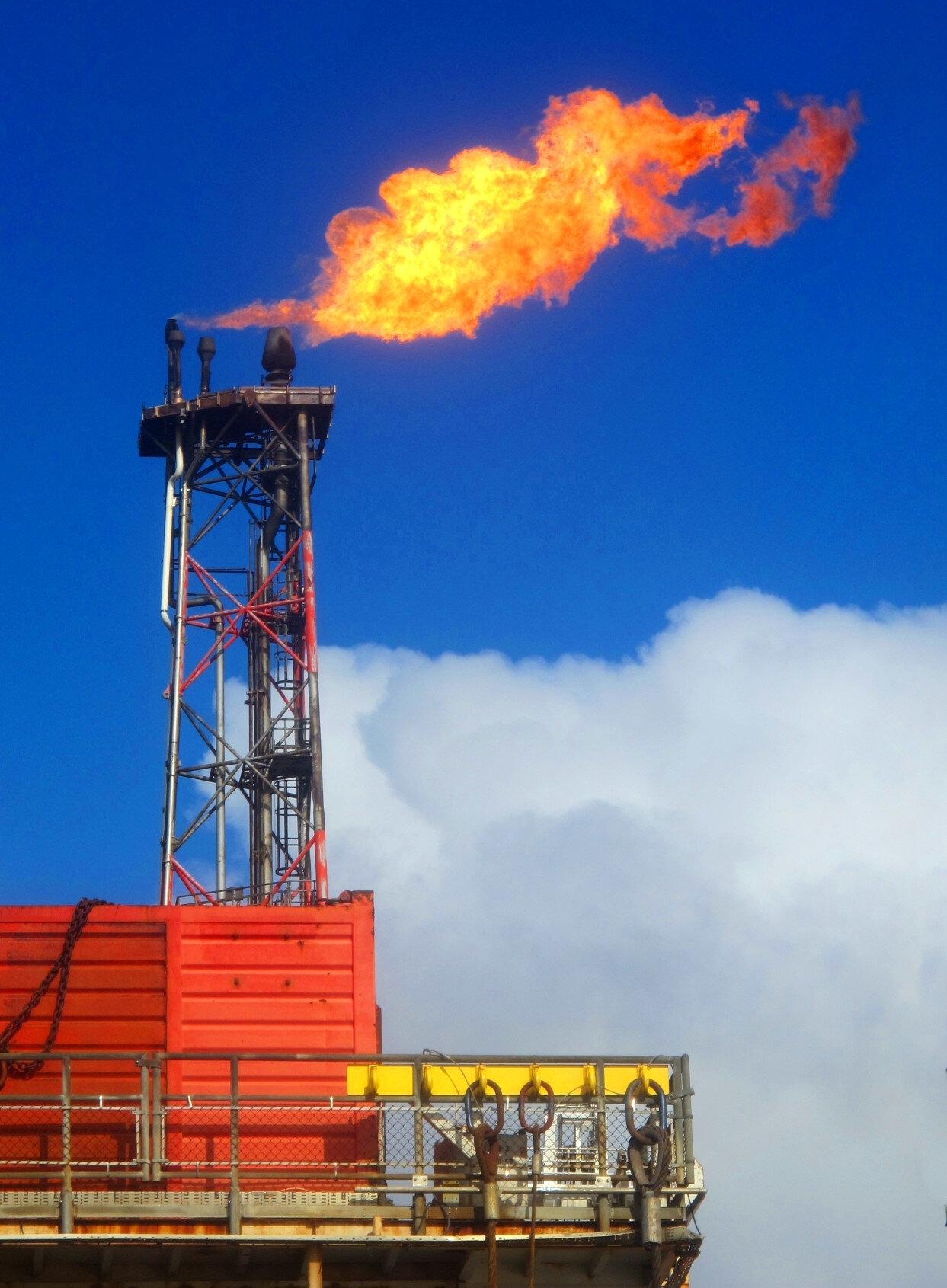 Gazın çıkarılması için kurulacak platform maliyetini 1 yıl içinde amorti edecek.