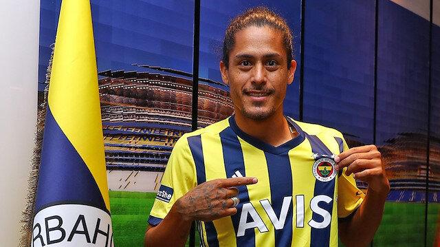 Lemos <br>Fenerbahçe'de