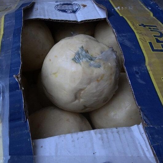 Gıda teröristi beş yıllık peynirleri tekrar piyasaya sürmeye hazırlanırken yakalandı