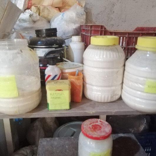 Tüketim tarihi 5 yıl geçen 3 ton eski peyniri satmaya çalışırken yakalandı serbest kaldı