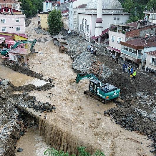 Bakanlık duyurdu: Giresun'daki felaketzedelerin GSM faturaları bir ay ertelendi