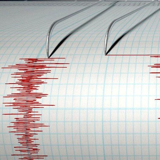 Balıkesir'de peş peşe iki deprem