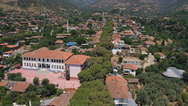 Located in the Odemis district of Izmir on the Aegean coast, Birgi dates back to 750 B.C., according to estimates