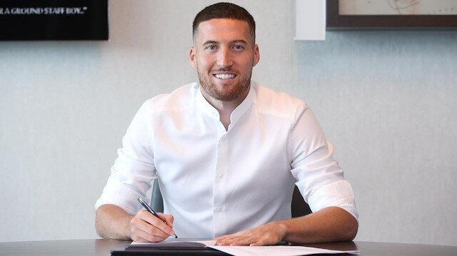 Tottenham'ın yeni transferi Matt Doherty'den 'Arsenal' temizliği