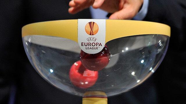 UEFA Avrupa Ligi'nde temsilcilerimizin muhtemel rakipleri belli oldu