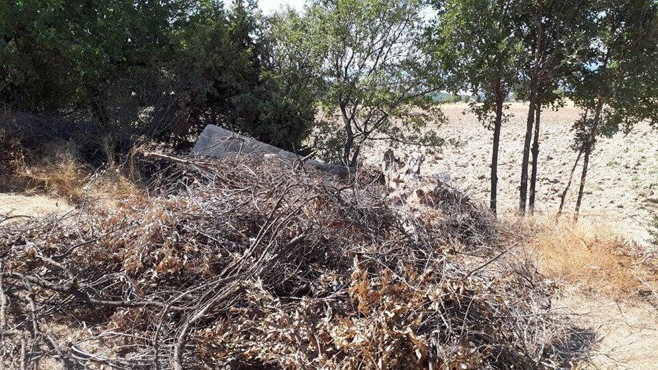 Hangi döneme ait olduğu henüz tespit edilemeyen ''Lahit mezar'' bulundu.