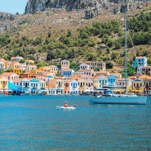 """جزيرة """"ميس"""" وكاش التركية.. جمعتهما الثقافة وفرقتهما اليونان"""