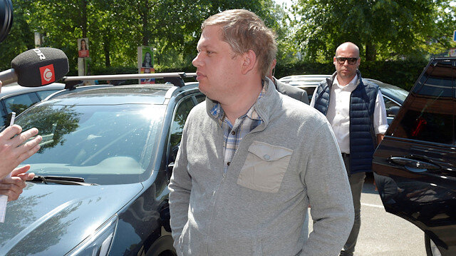 Rasmus Paludan, leader of Danish right wing party Stram Kurs