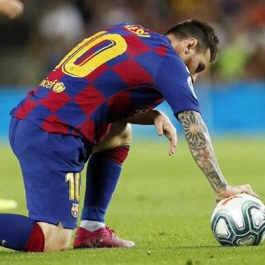 تقارير تتحدث عن قرار ميسي البقاء في برشلونة حتى نهاية عقده