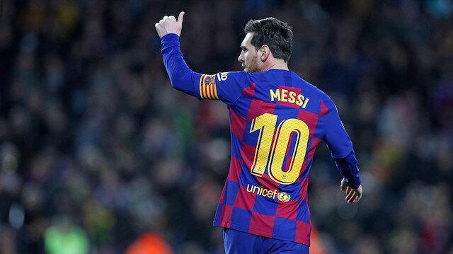 Süper Lig ekibinin başkanından flaş çıkış: Belki Messi'yi getiririz