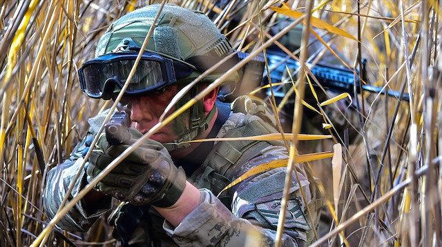 Turkey 'neutralizes' 91 PKK/YPG terrorists in 10 days