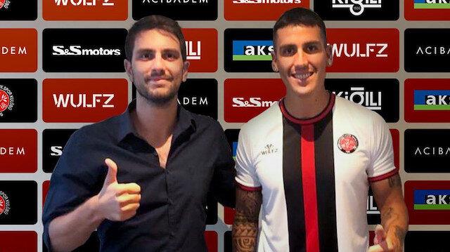 Beşiktaş'tan ayrılan Enzo Roco Fatih Karagümrük'te