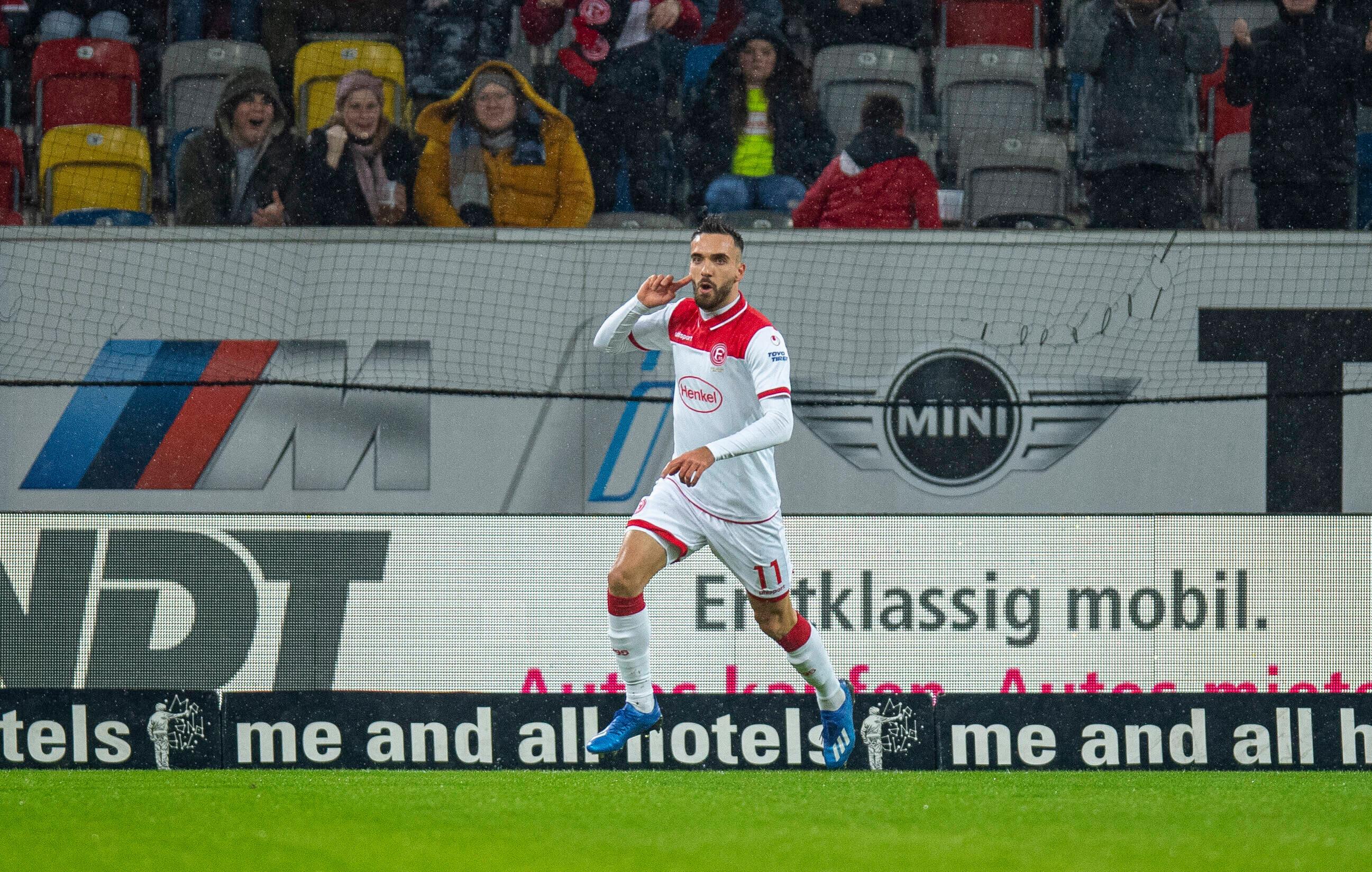 Kenan Karaman geride bıraktığımız sezon 21 maçta 6 gol ve 1 asistle oynadı.