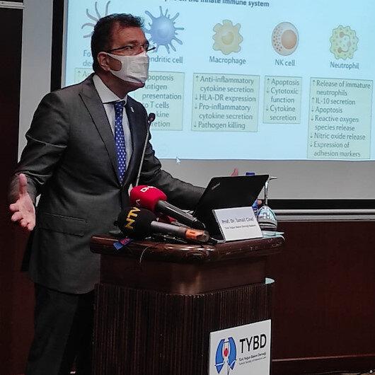 Prof. Dr. Cinel'den korkutan koronavirüs açıklaması: Programlanabilir hücre ölümünü tetikliyor