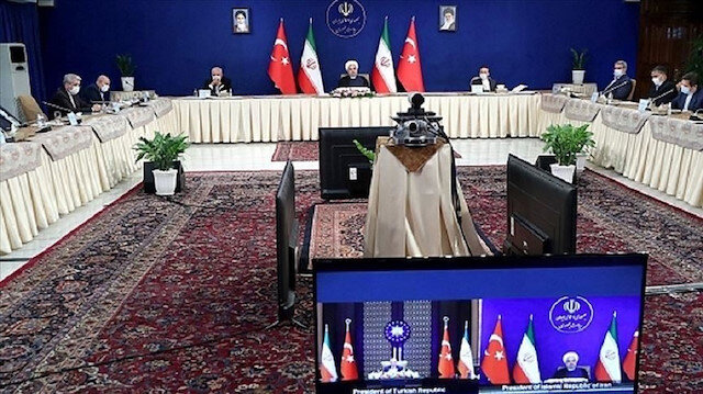 Turkey-Iran High Level Cooperation Council 6th Meeting