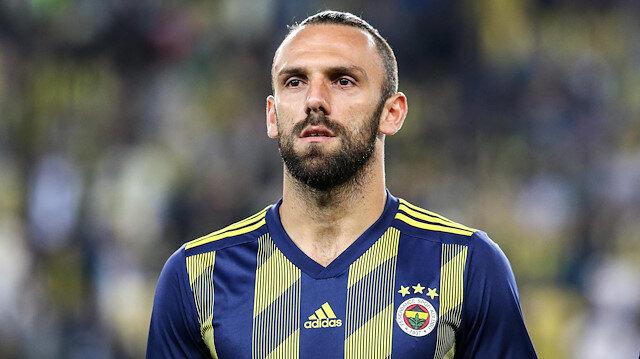 Vedat Muriqi Fenerbahçe formasıyla 36 maçta, 17 gol ve 7 asistle oynadı.