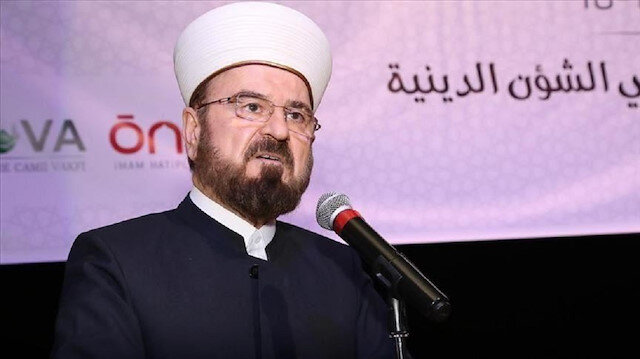 The Secretary-General of the International Union for Muslim Scholars (IUMS), Ali al-Qaradaghi