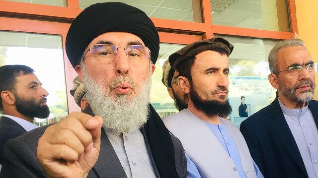 presidential candidate Gulbuddin Hekmatyar