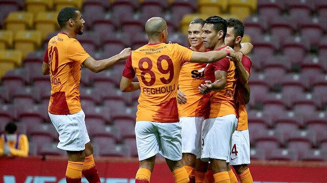 Galatasaray sezona Gaziantep FK galibiyetiyle başladı