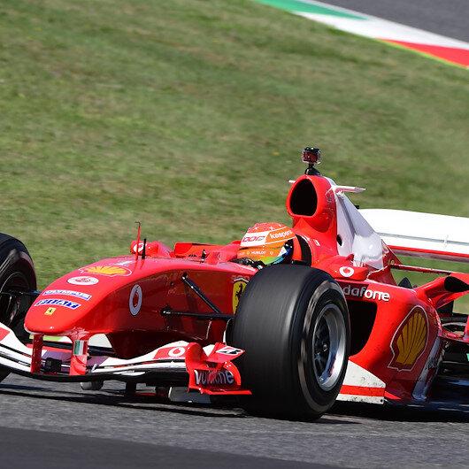 Ferrari celebrate 1,000th race with pride, pain and a Schumacher