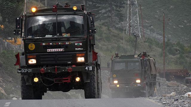 Indian-China border violation