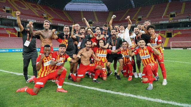 Kayserispor lige Kasımpaşa galibiyetiyle başladı